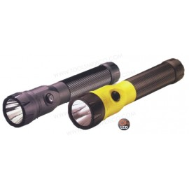 Linterna Polystinger® LED con Cargador y Soportes.