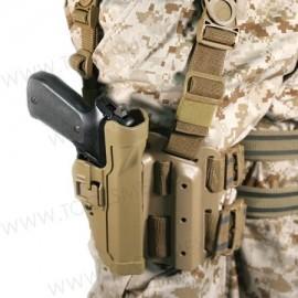Piernera Especial SERPA® Nivel 2.