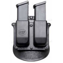 Porta Cargador Doble Roto Holster™ - Beretta, Universal 9mm & 40 Cal.