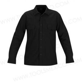 Camisa Sonora de manga larga.