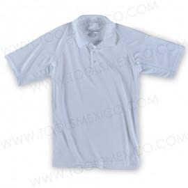 Camiseta Tipo Performance Polo Manga Corta.