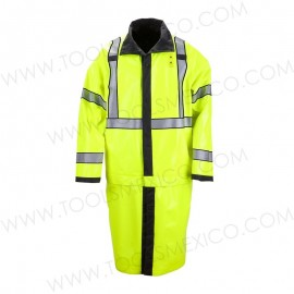 Impermeable Largo Hi-Vis.