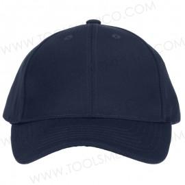 Gorra uniforme ajustable.
