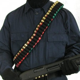 Bandolera de 55 Municiones de Escopeta.