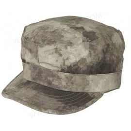 Gorra de patrullaje BDU poliéster / algodón ripstop.