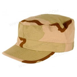 Gorra de patrullaje BDU 100% algodón.