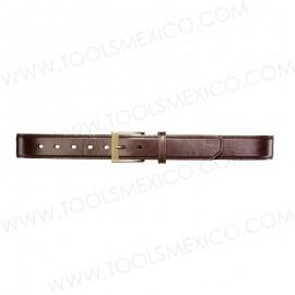 """Cinturón Casual de Piel de 1.5""""."""
