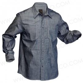 Camisa Chambray.