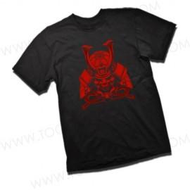 Camiseta Gráfica T-Samurai.