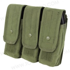 Porta Cargador Triple AR/AK.