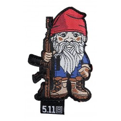 Parche Tactical Gnome